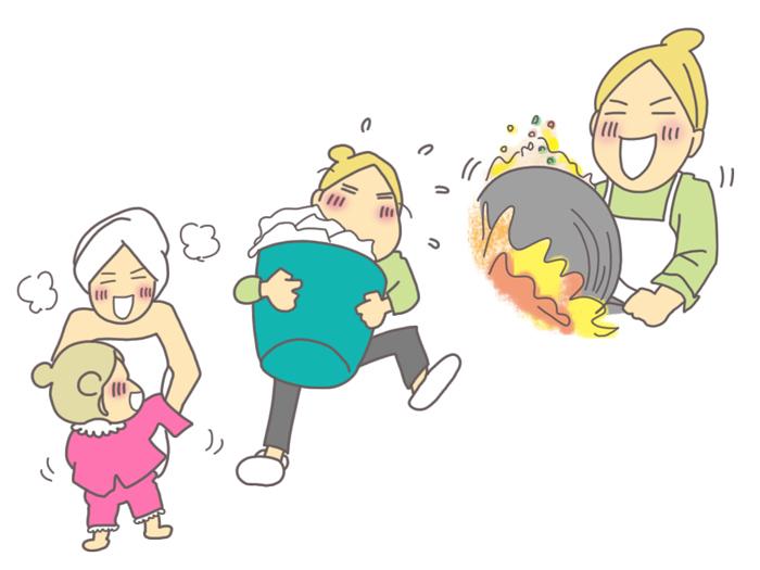 忙しい時こそ、親子でテンションUP!ママと子どもが元気になる秘訣の画像9