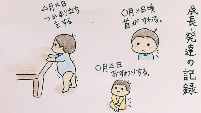 母子手帳は親から子への手紙。私の「母子手帳」活用術!の画像3