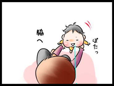 ママに求められる「反射神経」レベル高すぎ!?赤ちゃんに振り回され放題まとめの画像10