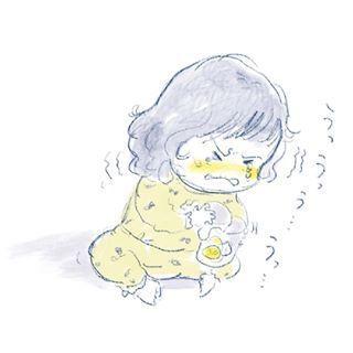 """1歳児の可愛さが""""ギュッ""""と詰まったイラストの数々。とにかく癒しパワーがすごいのです…の画像2"""