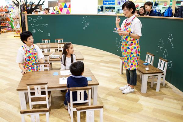 子どもの好奇心を伸ばす仕掛けがいっぱい♡イオンの新しいベビー・キッズ向け専門店がオープン!の画像10