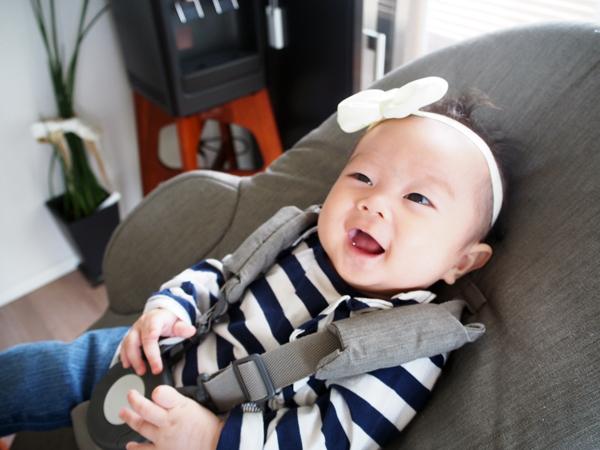0歳児赤ちゃんとの生活がぐっと楽になる♡おすすめバウンサーの使い方5選の画像12