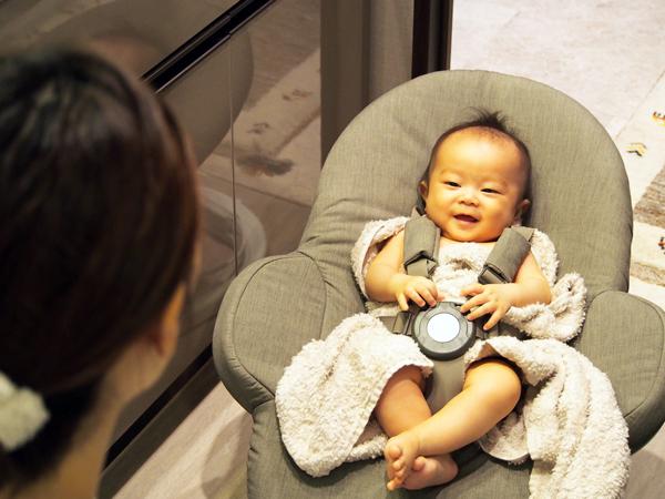 0歳児赤ちゃんとの生活がぐっと楽になる♡おすすめバウンサーの使い方5選の画像11
