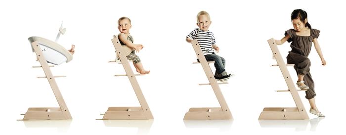 世界中のママに支持されている、販売台数1,000万台突破の成長する椅子って?の画像2