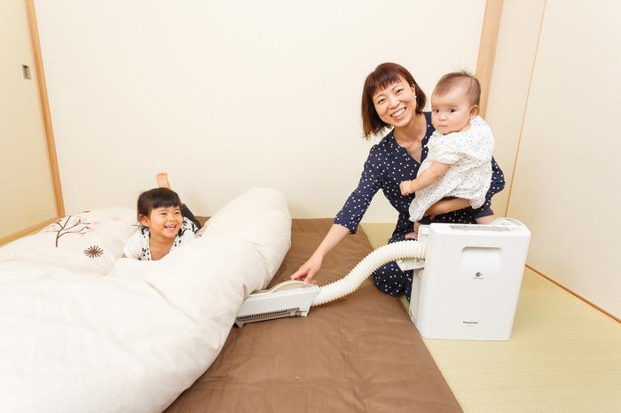 1年中、気持ちいいふとんで眠りたい…。そんな時はふとん暖め乾燥機の出番かも!?の画像6