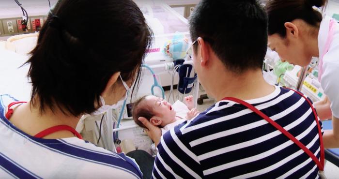 752gで生まれた赤ちゃんが、元気に退院するまでの軌跡に涙がとまらない…!の画像3