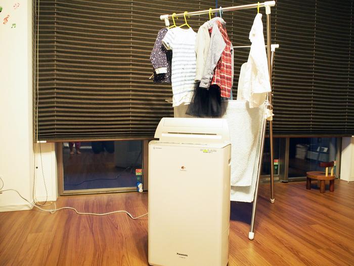 洗濯物、どう乾かしていますか?編集部ママがパナソニックの衣類乾燥除湿機を使ってみた。の画像8