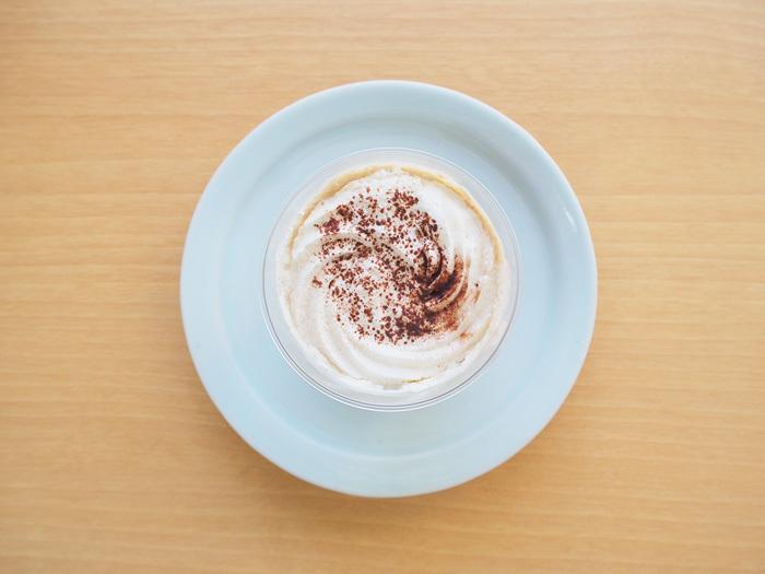 「RIZAP ほろにがコーヒーゼリーとろけるクリーム」_今日のご褒美スイーツ No.8の画像1