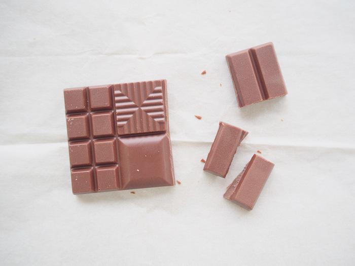 「meiji THE Chocolate(Sunny Milk)」_今日のご褒美スイーツ No.13の画像2