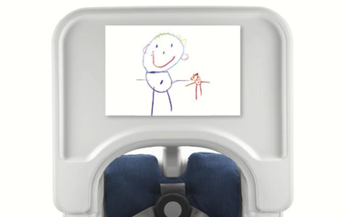 新生児から10歳まで使えるおしゃれなハイチェアで、子どもの成長を記録しよう♡の画像16