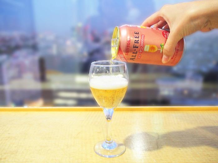 「SUNTORYノンアルコールビール」_今日のご褒美ノンアル No.33【年末年始特別編!】の画像5