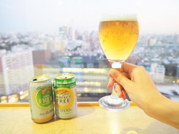 「KIRINノンアルコールビール」_今日のご褒美ノンアル No.31【年末年始特別編!】の画像7