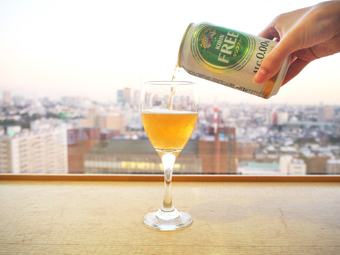 「KIRINノンアルコールビール」_今日のご褒美ノンアル No.31【年末年始特別編!】の画像3