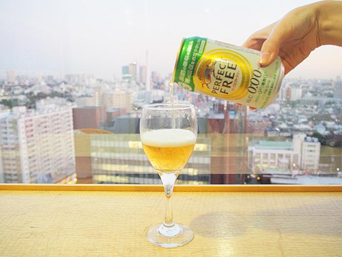 「KIRINノンアルコールビール」_今日のご褒美ノンアル No.31【年末年始特別編!】の画像5