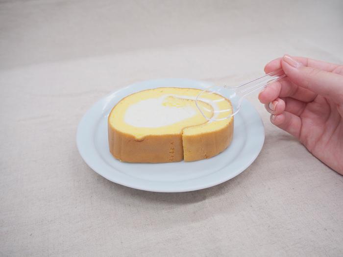 「たっぷりクリーム 至福のロールケーキ」_今日のご褒美スイーツ No.66の画像2