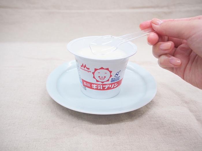 「森永牛乳プリン」_今日のご褒美スイーツ No.72の画像2