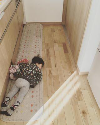 インスタで大流行!「#我が子の最強寝相」が本当に最強♡まとめの画像14