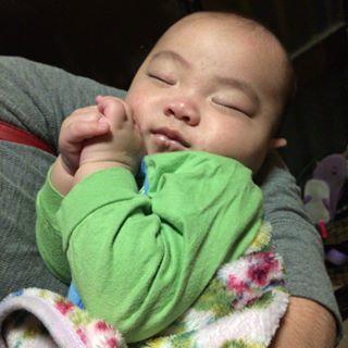インスタで大流行!「#我が子の最強寝相」が本当に最強♡まとめの画像4