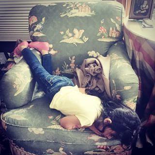 インスタで大流行!「#我が子の最強寝相」が本当に最強♡まとめの画像27