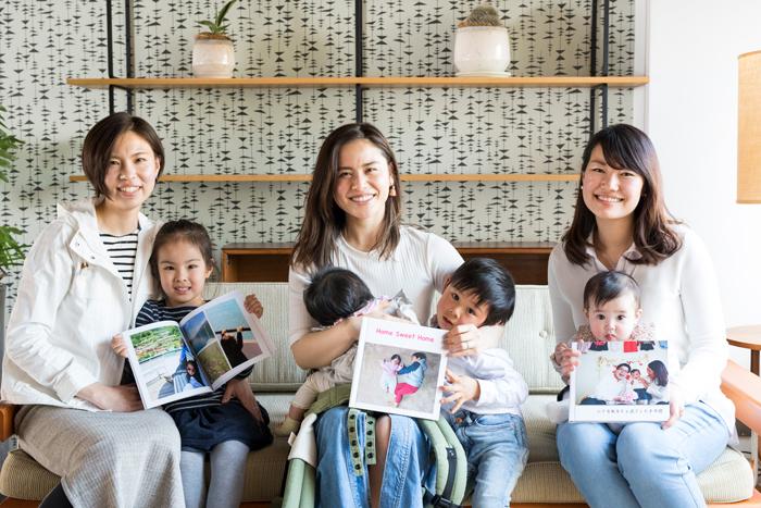 「子どもとの毎日を形として残せる」キヤノンのフォトブックがママたちに嬉しい理由の画像2