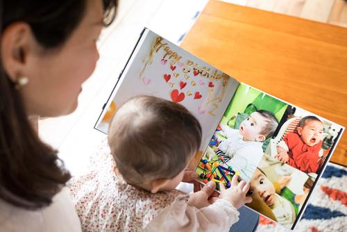 「子どもとの毎日を形として残せる」キヤノンのフォトブックがママたちに嬉しい理由のタイトル画像