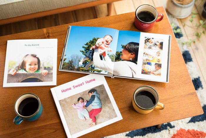 「子どもとの毎日を形として残せる」キヤノンのフォトブックがママたちに嬉しい理由の画像1