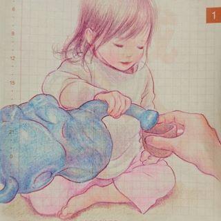 「まるで絵本の世界♡」子どもと過ごす大切な日々を描いたイラストが素敵すぎる!の画像17