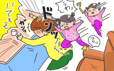 """「マジなトーンで言わないで。」""""つんさん""""の描く子育てが、破壊力ありすぎる!!の画像5"""