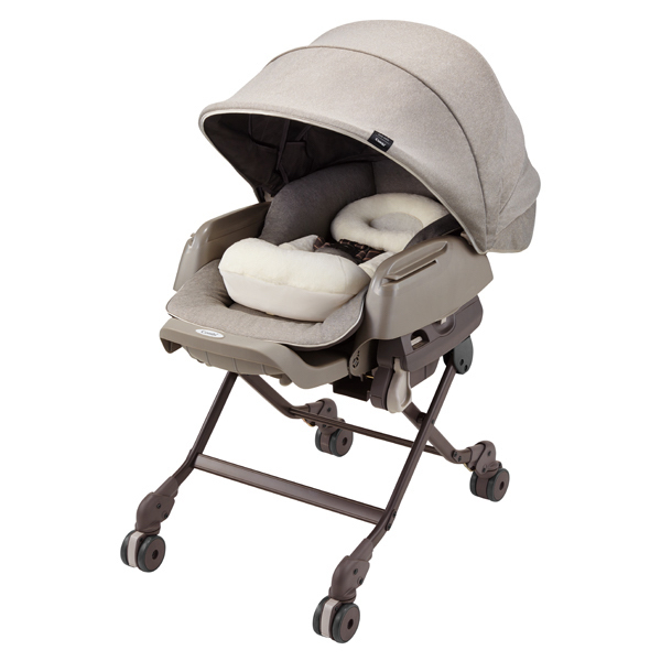 「寝ない」理由はこれだった!?赤ちゃん目線で考えたスウィングベッド&チェアとは?の画像16