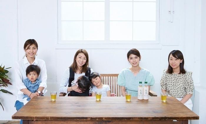 親子で毎日ごくごくおいしく飲める!カフェインゼロの「キリン 生茶デカフェ」はママの味方!の画像6