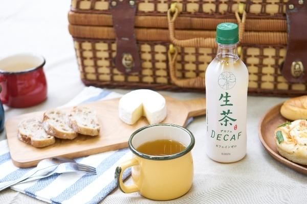 親子で毎日ごくごくおいしく飲める!カフェインゼロの「キリン 生茶デカフェ」はママの味方!の画像13