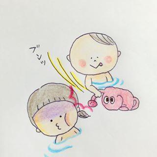 """「アタタタタタタ!」無邪気な""""いたずらムスメ""""に驚きの日々!の画像4"""