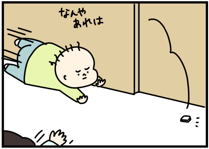 寝かしつけが終わらない…。その悩みを解決する、寝室からの脱走防止アイデア!の画像5