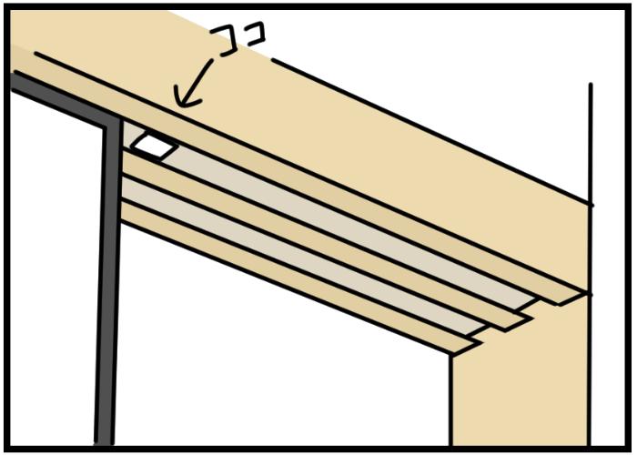 寝かしつけが終わらない…。その悩みを解決する、寝室からの脱走防止アイデア!の画像3