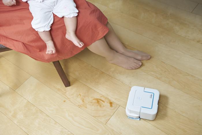 365日ピカピカの床で家族がハッピーに! ママたちが語る「床拭き」の魅力の画像10