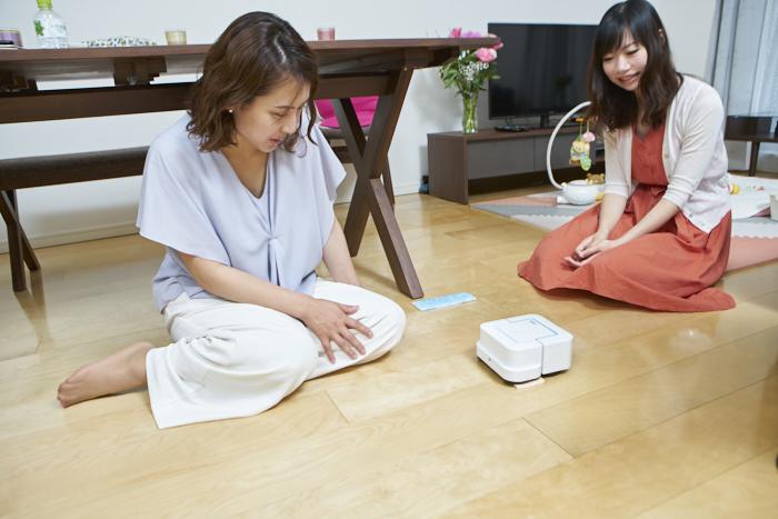 365日ピカピカの床で家族がハッピーに! ママたちが語る「床拭き」の魅力の画像12
