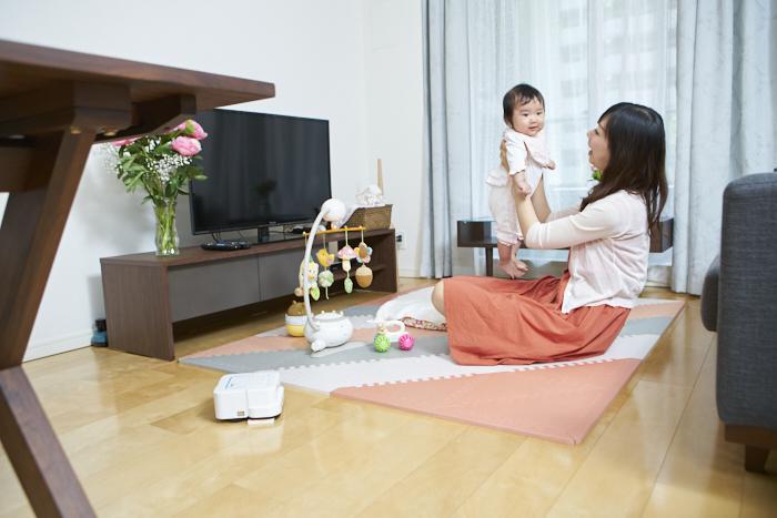 365日ピカピカの床で家族がハッピーに! ママたちが語る「床拭き」の魅力の画像16