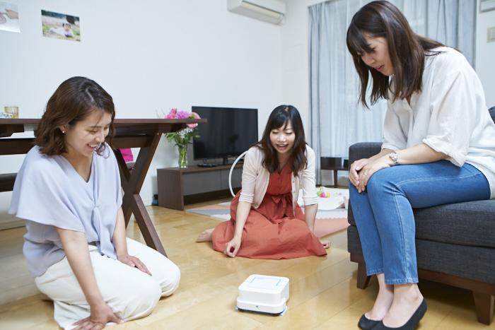 365日ピカピカの床で家族がハッピーに! ママたちが語る「床拭き」の魅力の画像8