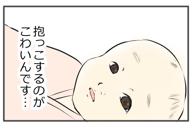 「我が子を抱っこするのがこわい…!」おっかなびっくりだった私の体験談の画像6
