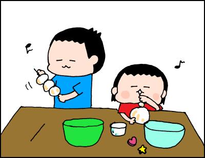 家にある材料2つでカンタン!手作り小麦粉ねんど遊びをしよう!の画像5