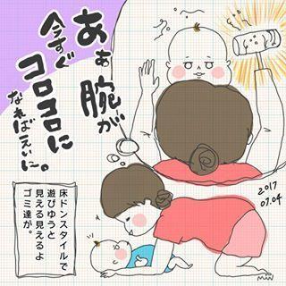 「上野の母パンダに、親近感。」新米ママのリアルに共感せずにはいられない!!の画像16