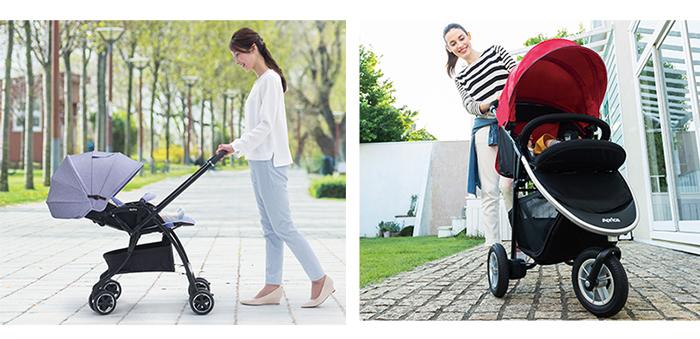 赤ちゃんの快適さとママの使いやすさ。初めてのベビーカーを選ぶ時に知っておきたいこととは?の画像2