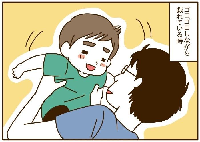 次男が見せるパパへのパワー系プレイが、痛いほど容赦ない(笑)の画像10