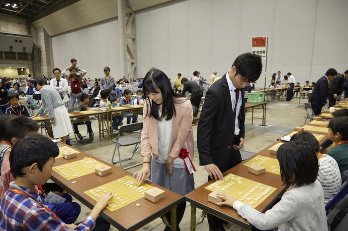 中学生プロ棋士・藤井聡太四段もかつては負けて大泣き!? 子どもの将棋大会に遊びに行こう の画像9