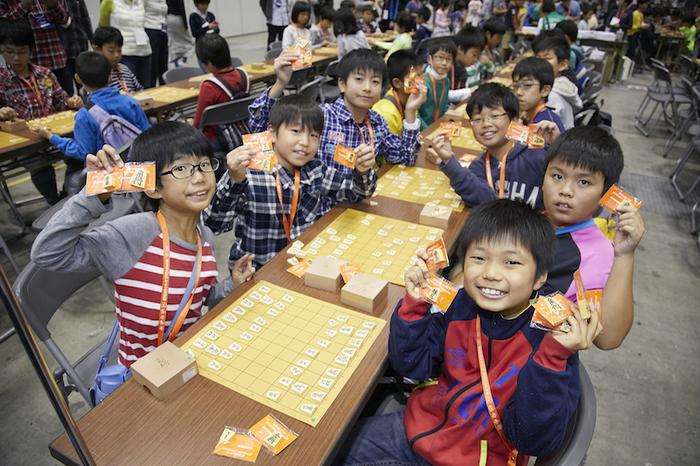 中学生プロ棋士・藤井聡太四段もかつては負けて大泣き!? 子どもの将棋大会に遊びに行こう の画像13