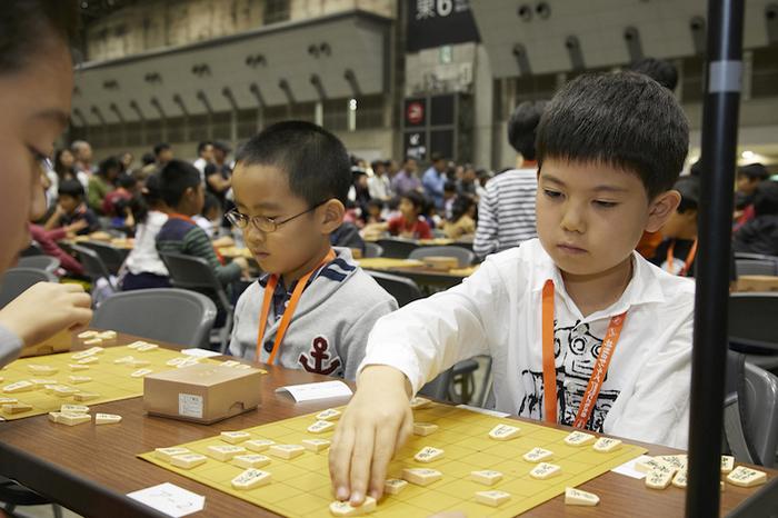 中学生プロ棋士・藤井聡太四段もかつては負けて大泣き!? 子どもの将棋大会に遊びに行こう の画像5