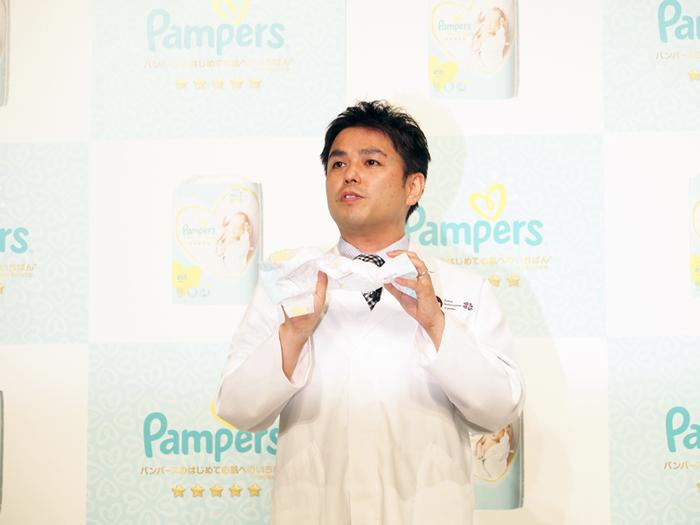 敏感なお肌に、パンパースの新しい「いちばん」を。小倉優子さんも登場したイベントに潜入!の画像4