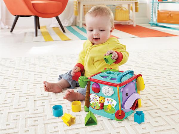 動き始めた赤ちゃんにぴったりのおもちゃとは?ママにも嬉しいポイント!の画像4