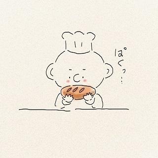 世界一かわいいパン屋さん!?パパお手製「つむパン」にいらっしゃいませ!の画像37