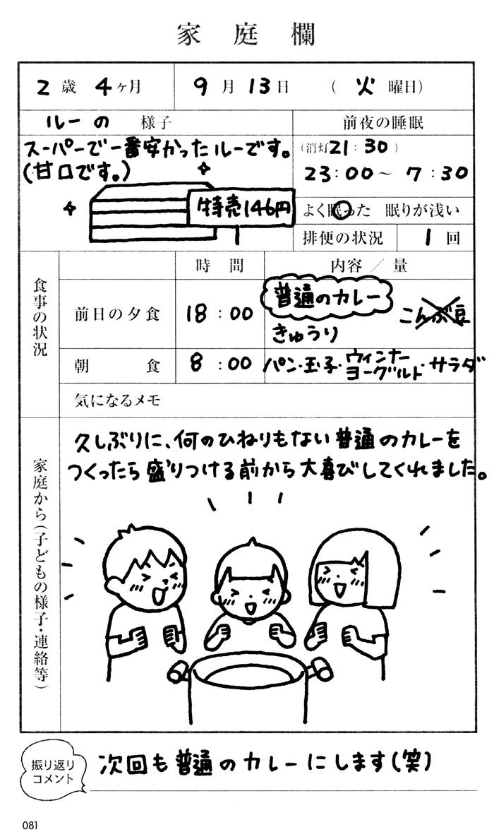 """「連絡帳なに書こうかな?」が明日から解決!日本一有名な""""連絡帳""""が本になった!の画像10"""